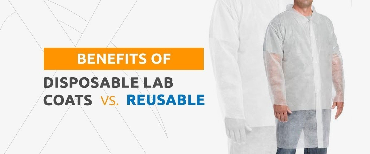 Disposable vs. Reusable Lab Coats