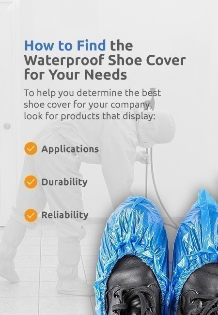Which Waterproof Disposable Shoe Covers are the best?