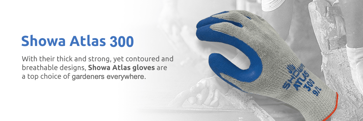 Showa Atlas 300 Gloves