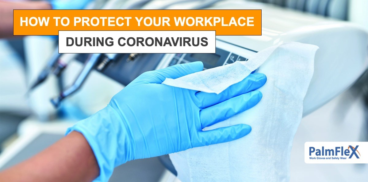 Protect Your Workplace From Germs