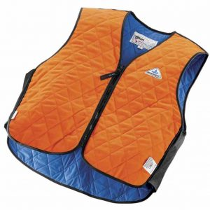 Evaporative Cooling Vests - How to Beat Heat Stress