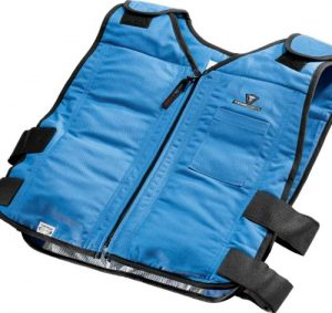 Phase Change Cooling Vests - How to Beat Heat Stress