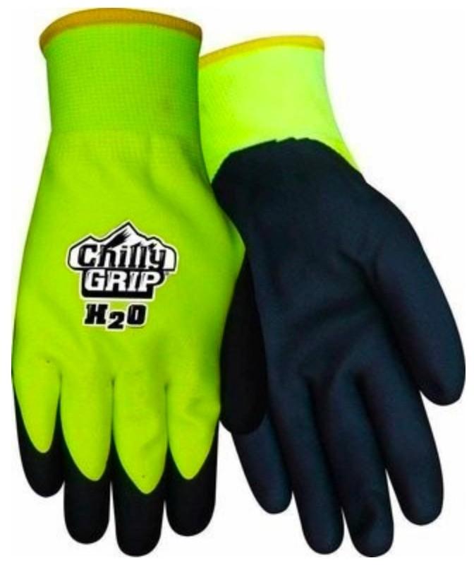 Chilly Grip Waterproof Work Gloves