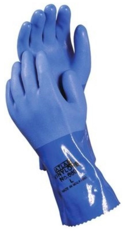 Showa Atlas Waterproof Work Gloves