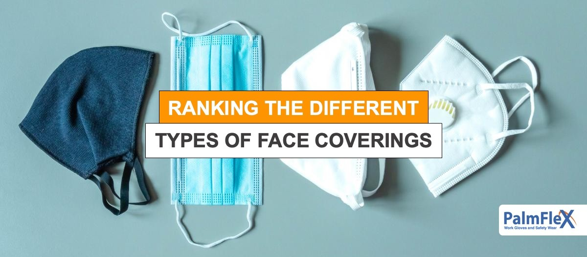 Ranking the Different Types of Face Coverings | PalmFlex