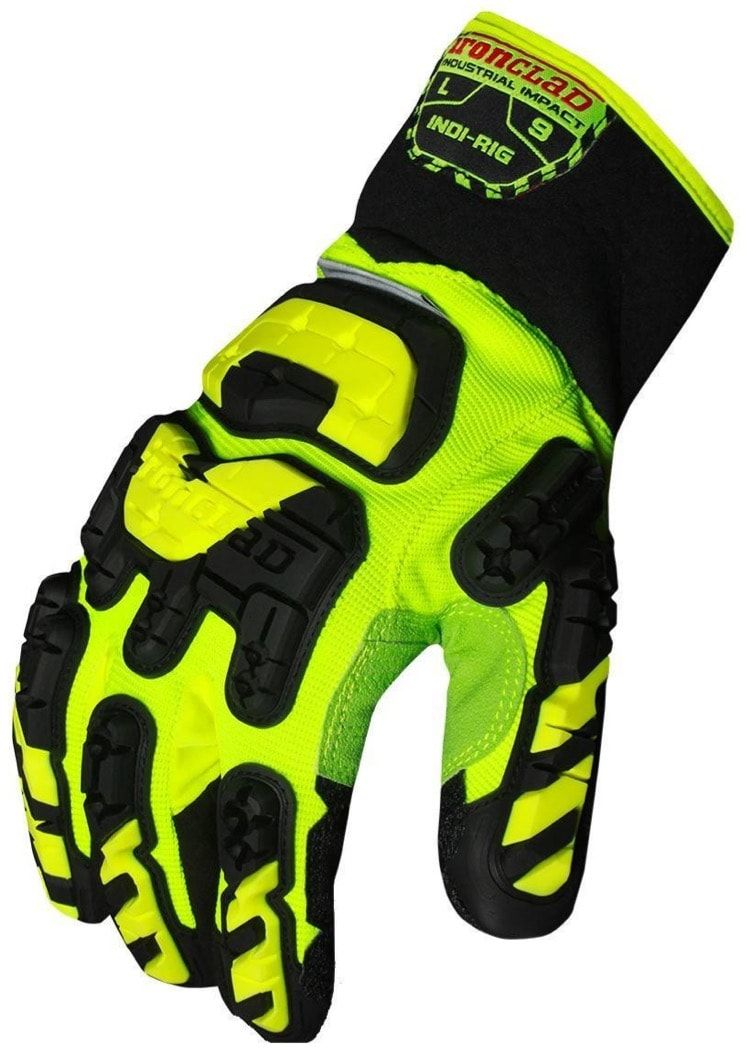 Ironclad Industrial Impact Rigger Gloves