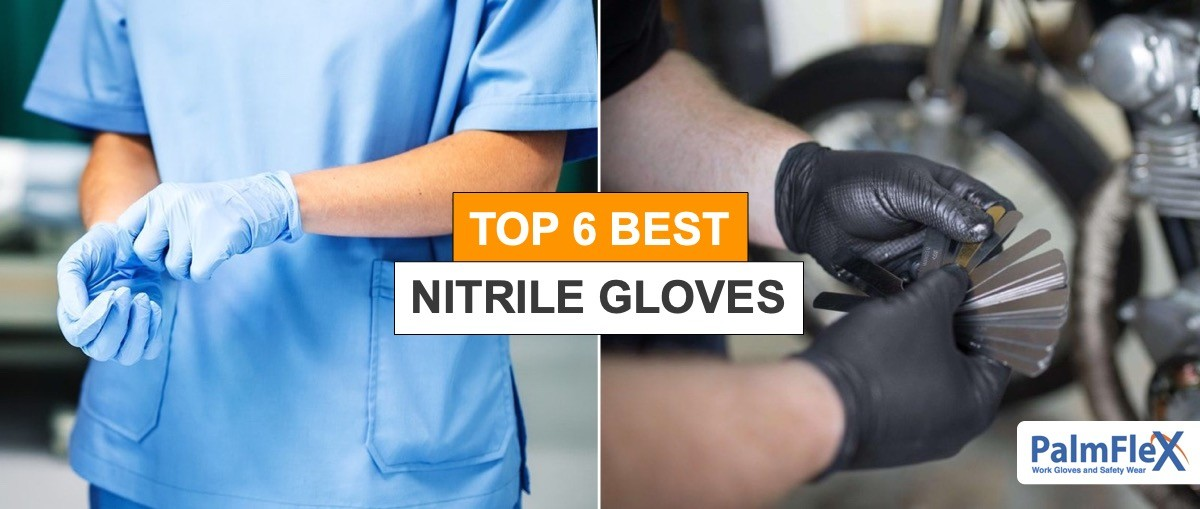 Best Nitrile Gloves | PalmFlex Buyer's Guide