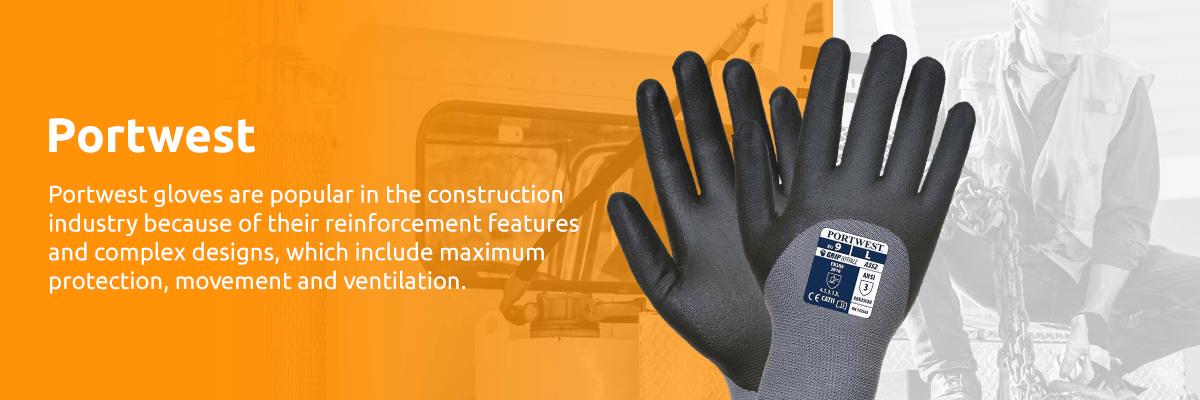 Portwest Construction Gloves