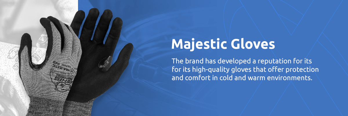 Majestic Construction Gloves