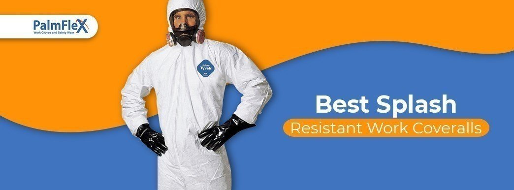 Best Splash Resistant Coveralls