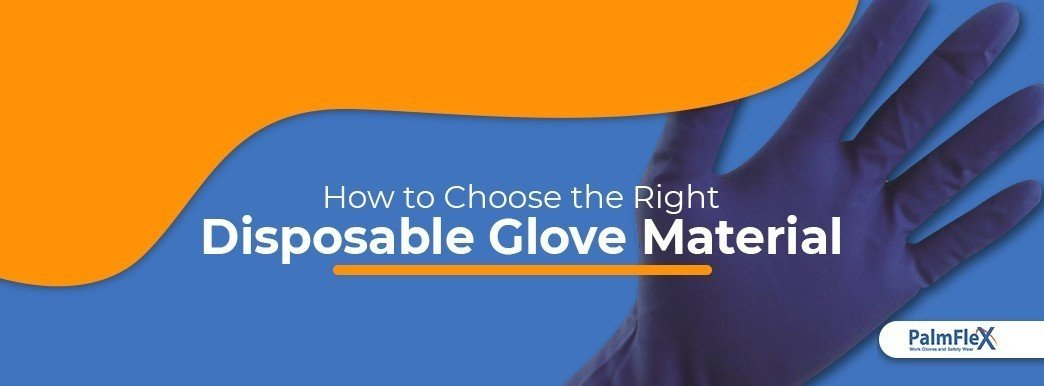 Nitrile Vs Latex Vs Nitrile | Disposable Gloves Material Guide