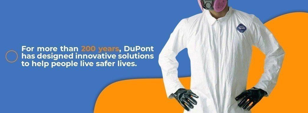 Dupont Splash Resistant Coveralls