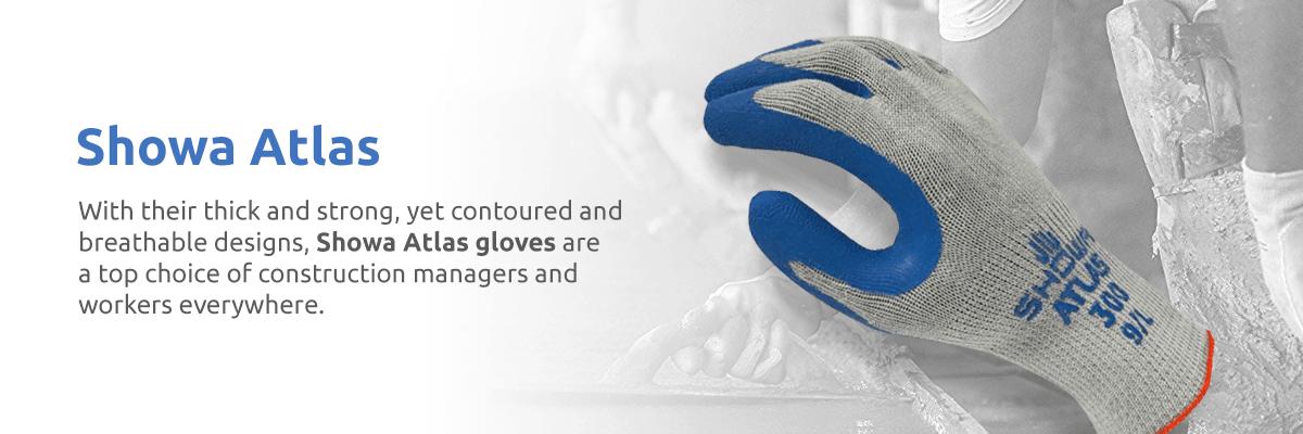Showa Atlas Construction Gloves