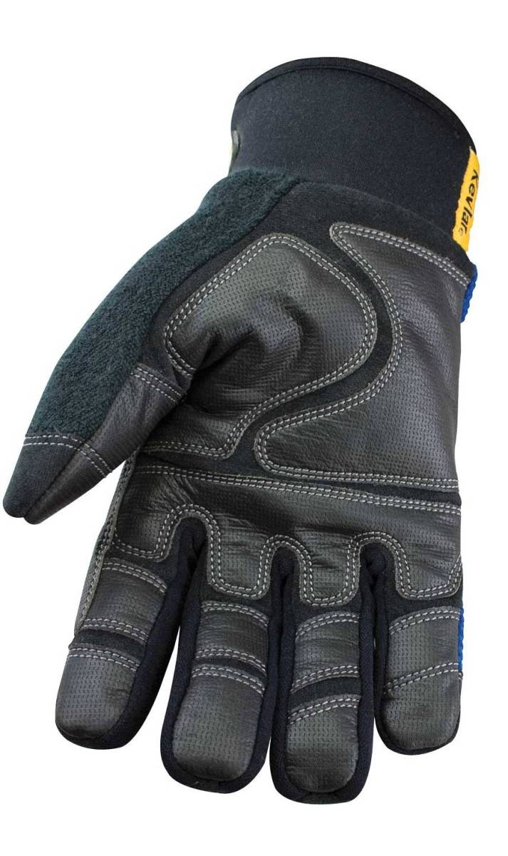 Youngstown Waterproof Winter Kevlar Lined Gloves Cut Level 3+