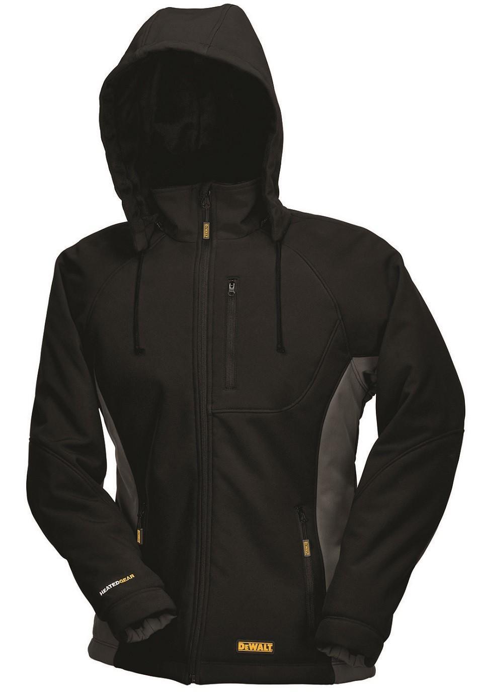 Dewalt Dchj066c1 Battery Heated Women S Hooded Jacket