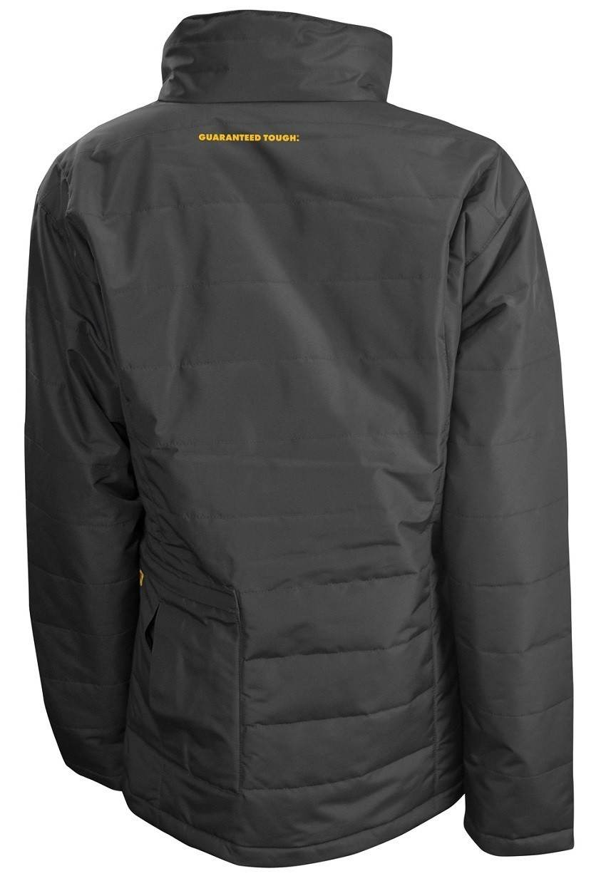 Womens Heated Clothing >> Dewalt Dchj077d1 Women S Quilted Heated Jacket