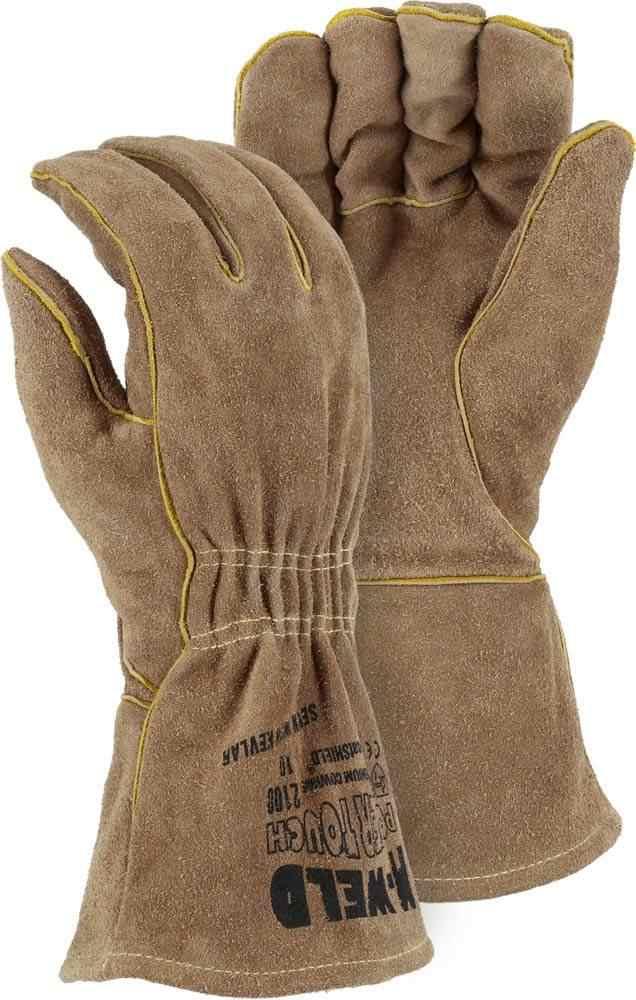 Majestic 2100 Fire Retardant Kevlar Gloves