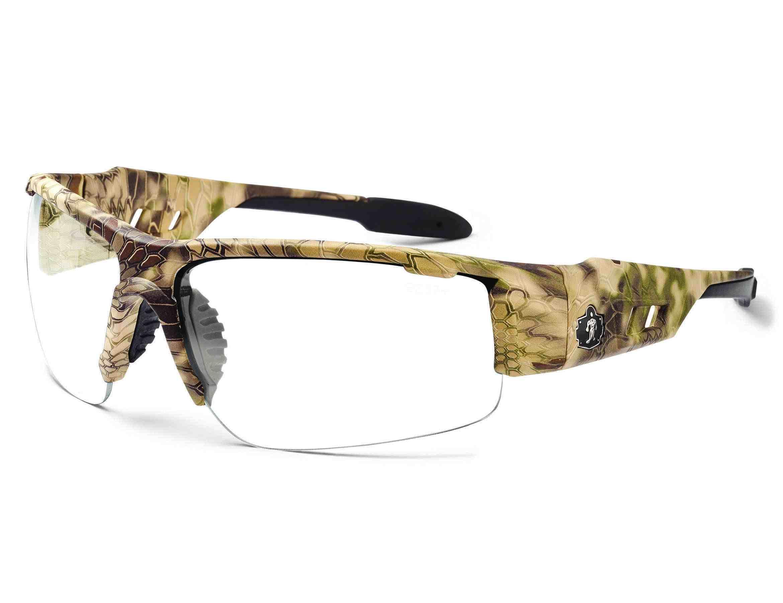 PalmFlex > Safety Glasses > Ergodyne Skullerz Dagr Safety Glasses ...