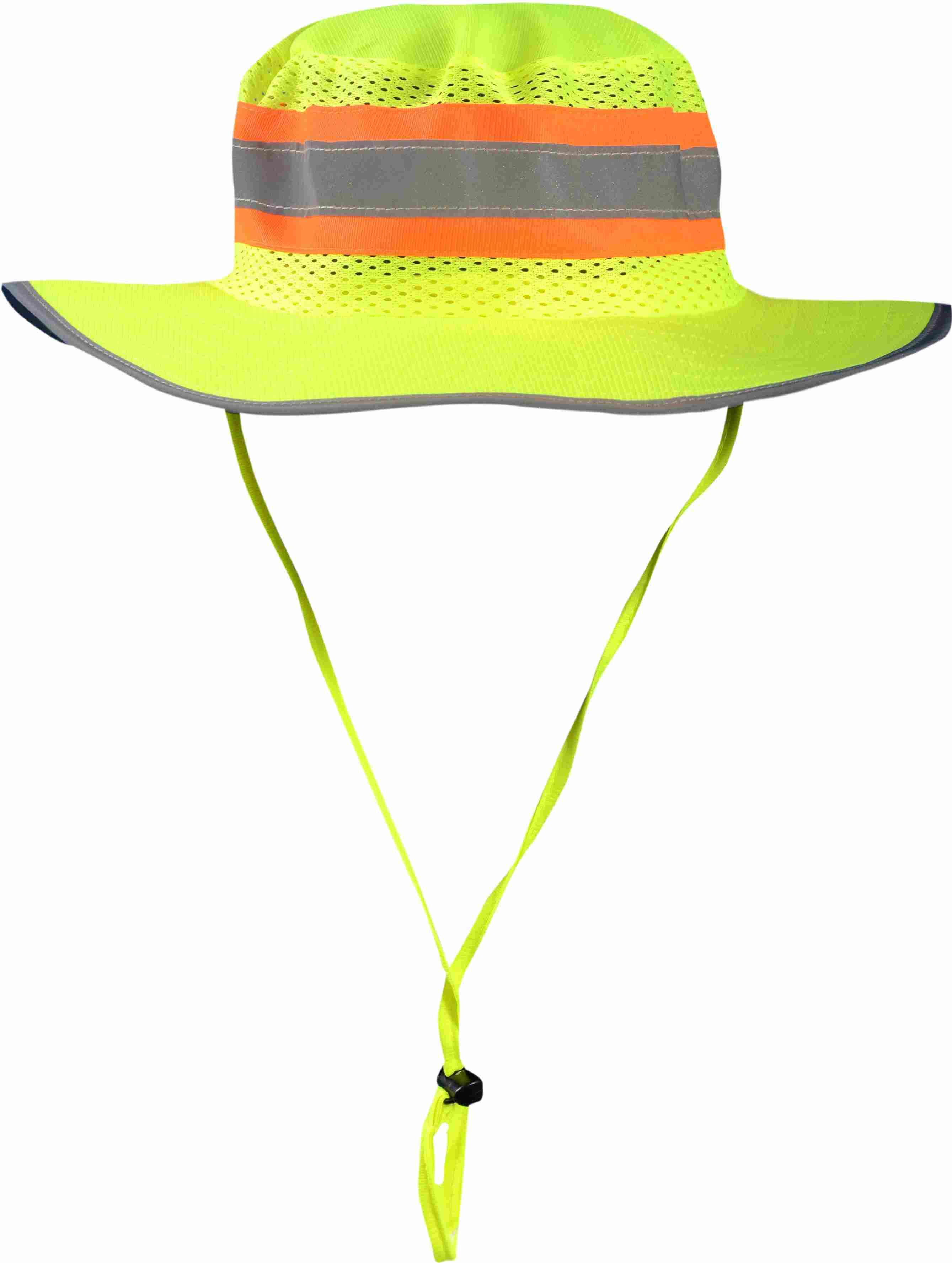 d6aa97f38b8c1 Workwear · Hats  Occunomix LUX-RNG-ST Hi Vis Ranger Hat With Solid Top