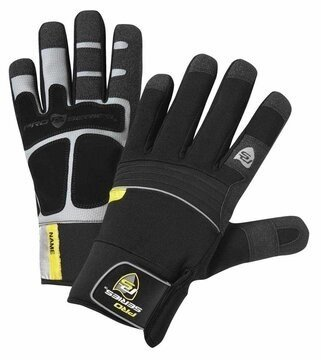 West Chester Waterproof Winter Grip Gloves with PVC