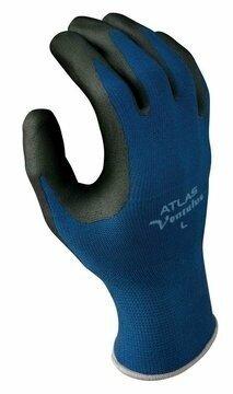 Showa Atlas Ventulus 380 Nitrile Foam Coated Palm Gloves