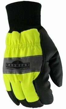 Radians RWG800 Radwear Silver Series Hi-Vis Thermal Lined Gloves