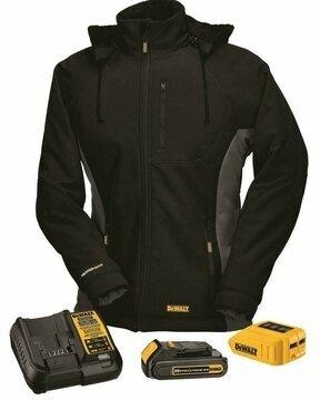 DeWalt DCHJ066C1 Battery Heated Women's Hooded Jacket