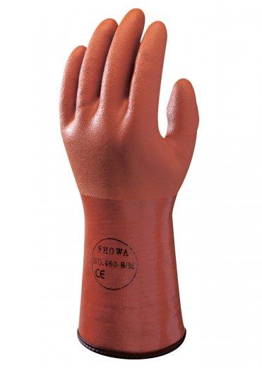 Showa Atlas 460 Cold Resistant Vinylove Gloves