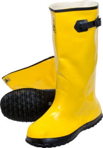 Safety Zone Yellow Slush Boots