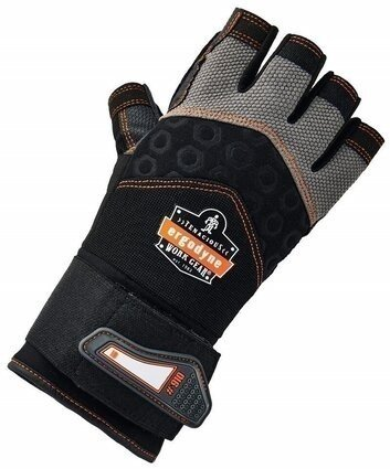 Ergodyne Proflex 910 Impact Plus Gloves w/ Wrist Support