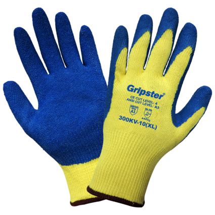 Global Glove #300KV Kevlar ANSI Cut Resistant Level A3 Gloves