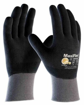 PIP Maxiflex 34-876 Ultimate Gloves with Full Hand Nitrile Coating