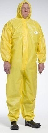 West Chester 3678B Posi-Wear® UB Plus Ultimate Protection Coveralls with Hood