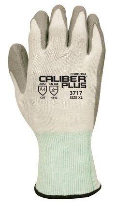 Cordova Caliber Plus 3717 EN 5,  Ansi 4 Cut Level Gloves