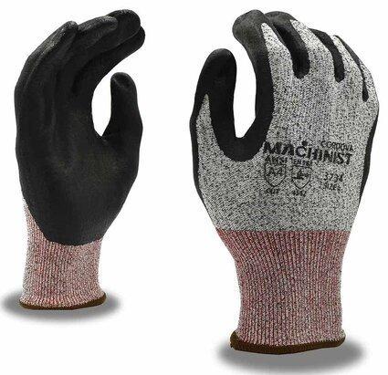 Cordova 3734 HPPE Safety Machinist  Cut 5, Ansi 4 Gloves