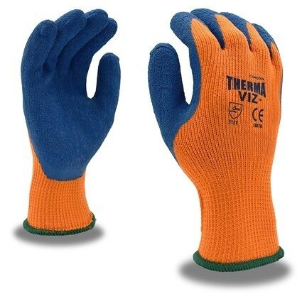 Cordova Therma-Viz 3887 Thermal 10 Gauge Hi Vis Gloves