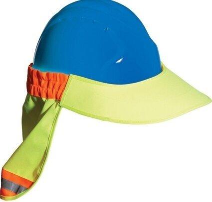 PIP 396-800 EZ-Cool Hi-Vis Hard Hat Visor and Neck Shade