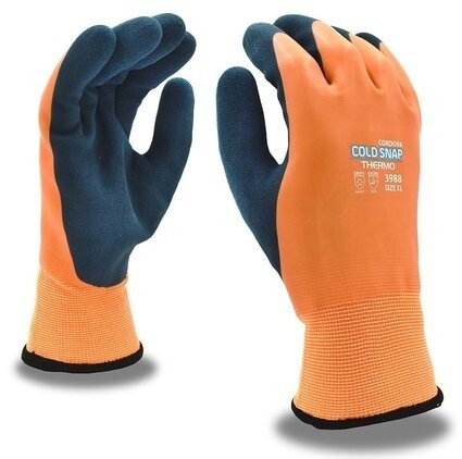 Cordova 3988 Cold Snap Thermo Full Latex Thermal Gloves