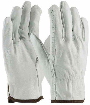 PIP 68-101 A Grade Top Grain Cowhide Drivers Gloves