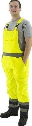 Majestic 75-2355 Hi Vis Waterproof Bib Overalls
