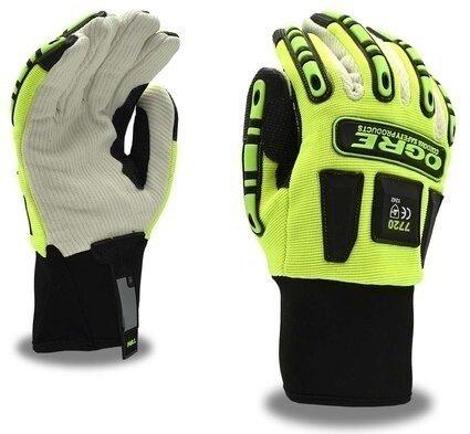 Cordova Ogre 7720 Canvas Palm Impact Gloves