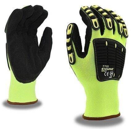 Cordova Ogre-Impact 7735 Sandy Nitrile Industrial Gloves