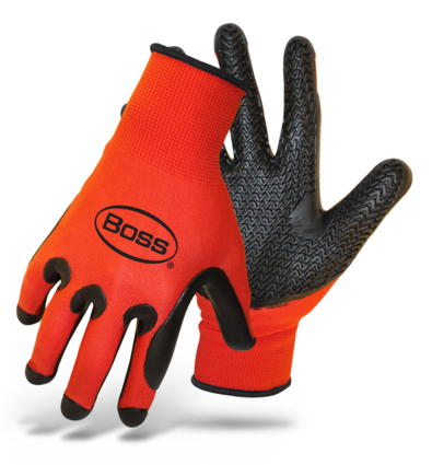 Boss 8417 Tread Pattern Ultra Grip Palm Gloves