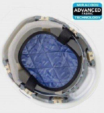 Occunomix HPK-968 Hyperkewl Plus Cooling Hard Hat Pads