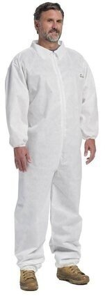 West Chester C3802 5 Layer SMS Coveralls with Elastic Cuffs