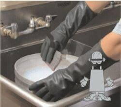 Safety Zone Heavy Duty Pot Scrubber Gloves