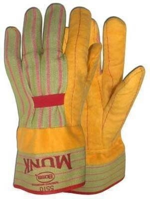 Boss 5510 Munk Chore Gloves with Safety Cuff