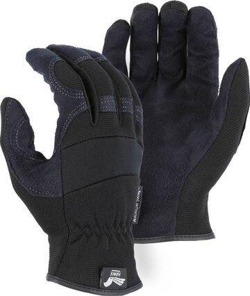 Majestic Hawk 2136 Armor Skin Slip On Gloves