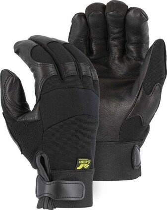 Majestic 2151H Winter Lined Mechanics Gloves with Deerskin Palm