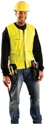 Occunomix Hi Vis Premium Tool Belt Vest